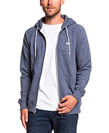 Men's Zip-Front Hoodie
