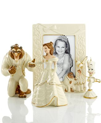 Lenox Collectible Disney Figurines Beauty And The Beast