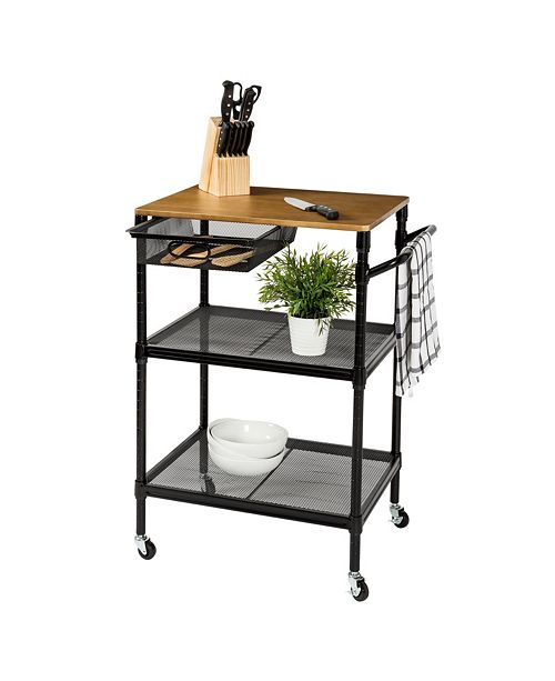 Honey Can Do 36 Kitchen Cart With