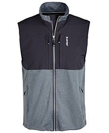 Men's Smith Zip-Front Vest
