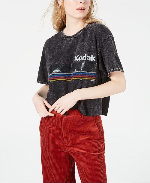 True Vintage Cotton Kodak Graphic T-Shirt