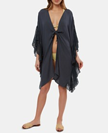 O'Neill Juniors' Rosaleen Cover-Up Kimono, Created For Macy's