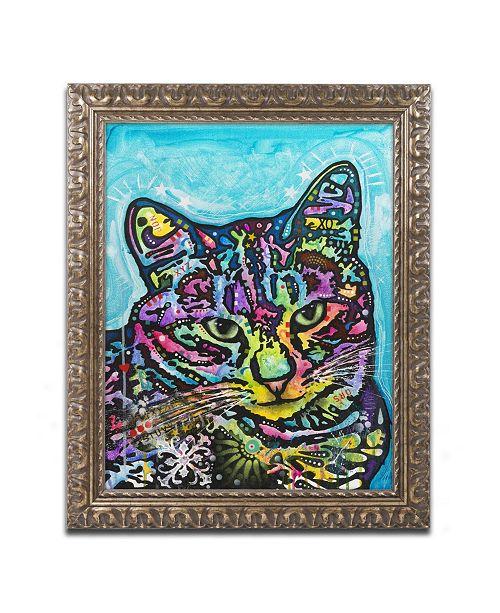 """Trademark Global Dean Russo 'Kismet' Ornate Framed Art - 14"""" x 11"""" x 0.5"""""""