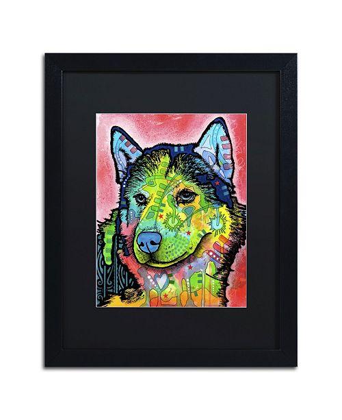 "Trademark Global Dean Russo 'Siberian Front' Matted Framed Art - 16"" x 20"" x 0.5"""