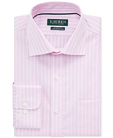 Lauren Ralph Lauren Men's Classic-Fit No-Iron Dress Shirt