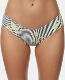 O'Neill Printed Ren Hipster Bikini Bottom