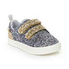Osh Kosh Toddler & Little Girls Lyric Glitter Sneaker