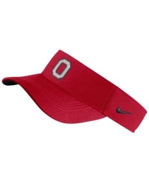 Nike Ohio State Buckeyes Dri-Fit Visor