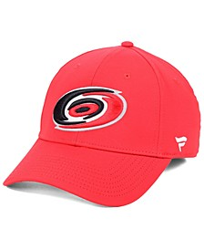 Carolina Hurricanes Basic Flex Stretch Fitted Cap