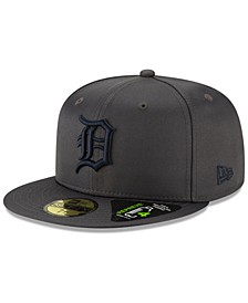Detroit Tigers Recycled 59FIFTY Fitted Cap