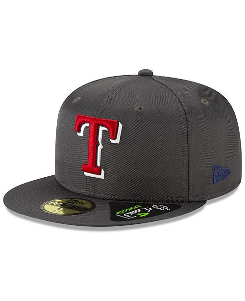 New Era Texas Rangers Recycled 59FIFTY Fitted Cap