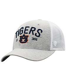 Auburn Tigers Notch Heather Trucker Cap