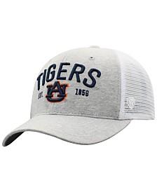 Top of the World Auburn Tigers Notch Heather Trucker Cap