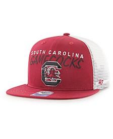 Big Boys South Carolina Gamecocks Wordmark Captain Snapback Cap