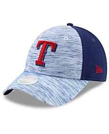 New Era Women's Texas Rangers Space Dye 9FORTY Cap