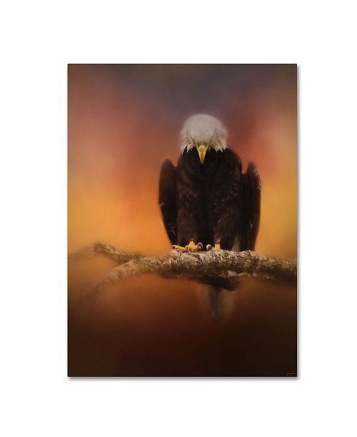 "Trademark Global Jai Johnson 'Let Us Pray' Canvas Art - 24"" x 18"" x 2"""