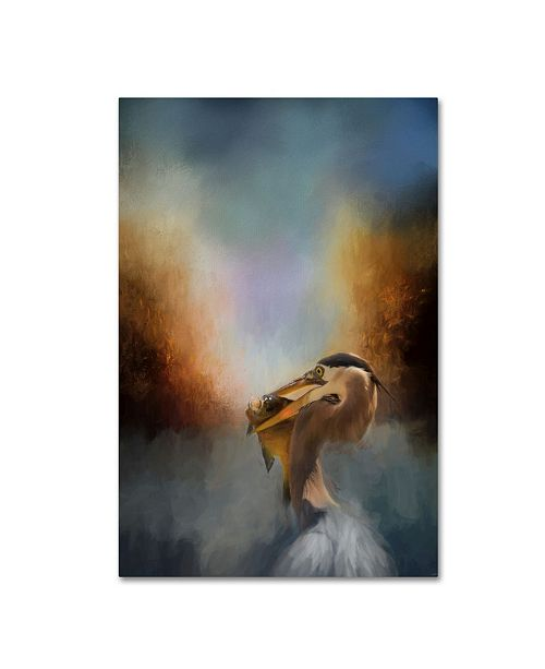 "Trademark Global Jai Johnson 'Best Catch' Canvas Art - 47"" x 30"" x 2"""