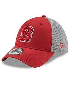 New Era North Carolina State Wolfpack TC Gray Neo 39THIRTY Cap