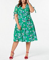Sun Dress Plus Size Dresses - Macy\'s