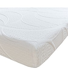 "Sleep Trends Sofia Gel 7"" Mattress - Twin XL, Quick Ship, Mattress in a Box"