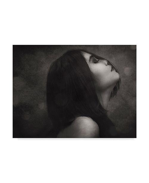 """Trademark Global Ivan Marlianto 'Feel Woman' Canvas Art - 19"""" x 2"""" x 14"""""""