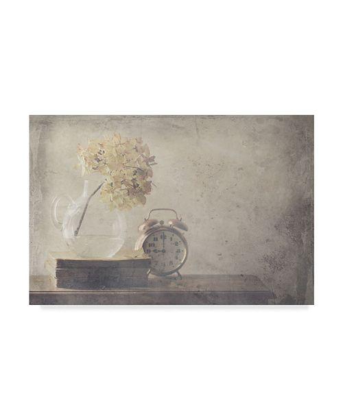 "Trademark Global Delphine Devos 'Disillusionment' Canvas Art - 19"" x 2"" x 12"""
