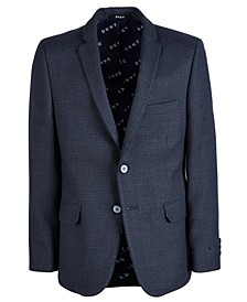 Big Boys Diamond-Dot Sport Coat