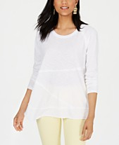 d926f2cc17377 Style   Co Seamed Long-Sleeve T-Shirt
