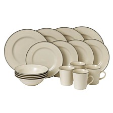 Royal Doulton Exclusively for Gordon Ramsay Union Street Café 16 Piece Set