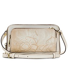 Patricia Nash Andria Tooled Crossbody