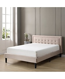 "Sleep Trends Cecelia 8"" Memory Foam Mattress - California King"