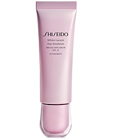 White Lucent Day Emulsion Broad Spectrum SPF 23, 1.7-oz.