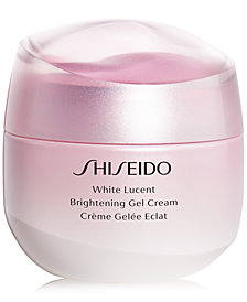 Shiseido White Lucent Brightening Gel Cream, 1.7-oz.