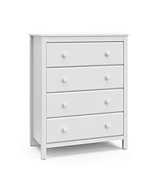 Alpine 4 Drawer Dresser