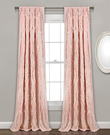 Avon Ruffle Curtain Panel Collection