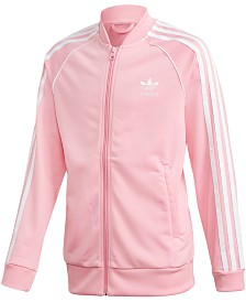 adidas Originals Big Girls Track Jacket