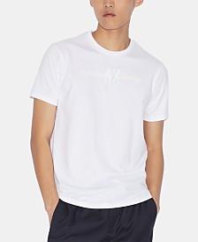 A|X Armani Exchange Men's Patch Logo T-Shirt