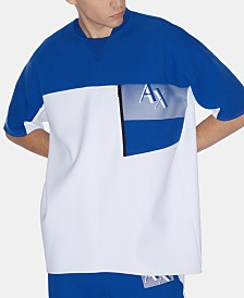 A|X Armani Exchange Men's Colorblocked Logo T-Shirt