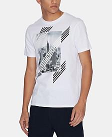 A|X Armani Exchange Men's NYC Graphic T-Shirt