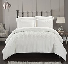 Chic Home Jazmine 7 Piece King Bed In a Bag Comforter Set