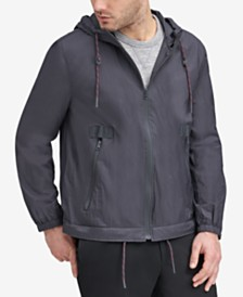 Marc New York Men's Quinn Zip-Front Jacket