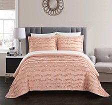 Chic Home Meghan King Quilt