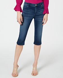 I.N.C. INCfinity Skimmer Jeans, Created for Macy's