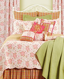 Chesapeake Sorbet Full Queen 3 Piece Quilt Set