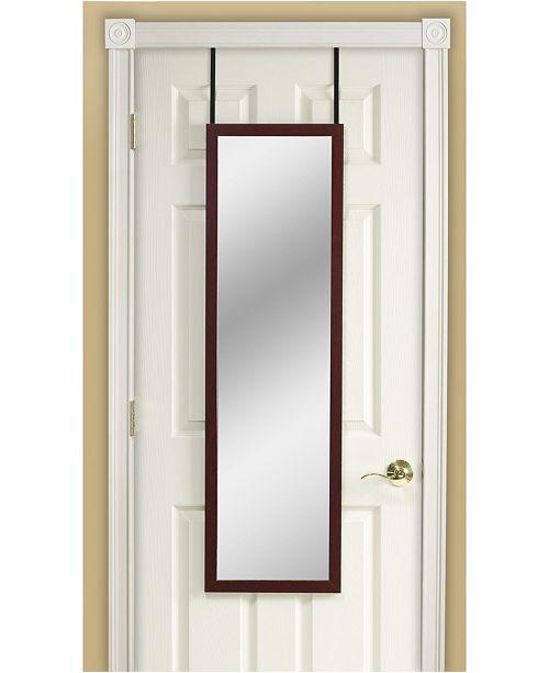 Mirrotek Over The Door Wall Mounted Mirror
