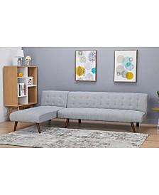 Shelton Convertible Sectional Sofa Bed