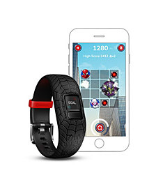 Garmin Vivofit jr. 2 Marvel Spider-Man Kids Activity Tracker Black