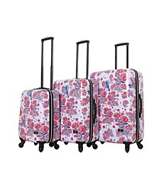 Car Pintos Fly Hardside Spinner 3-Pc. Luggage Set