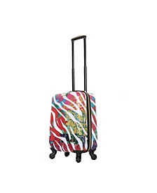 "Bee Sturgis Serengeti Reflections 20"" Hardside Spinner Luggage"