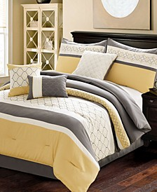 Verdugo 7 Pc Queen Comforter Set
